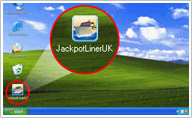 jackpot liner download instructions step 3
