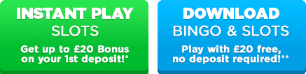 Online Bingo: Play Bingo Games with No Deposit on the UK's top Bingo Site - Jackpot Liner
