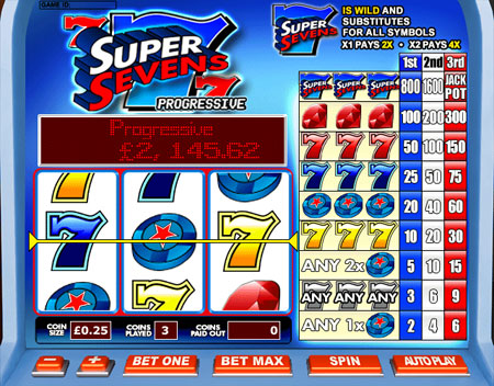 Spiele Super 7 Stars - Video Slots Online